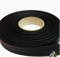 Термоусадочная лента черная 22.8 мм