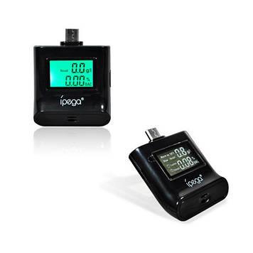 Персональний алкотестер Alco-Stop ALT-39 для смартфонів на базі Android в яких вихід microUSB (acf_00361)