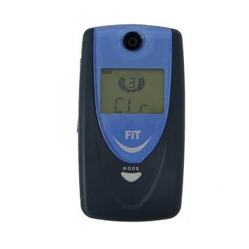 Персональний алкотестер FIT-208S з напівпровідниковим датчиком і LCD дисплеєм (acf_00356)