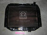 Радиатор водяного охлаждения ЗИЛ 130 3-х рядный медный 130-1301010-С
