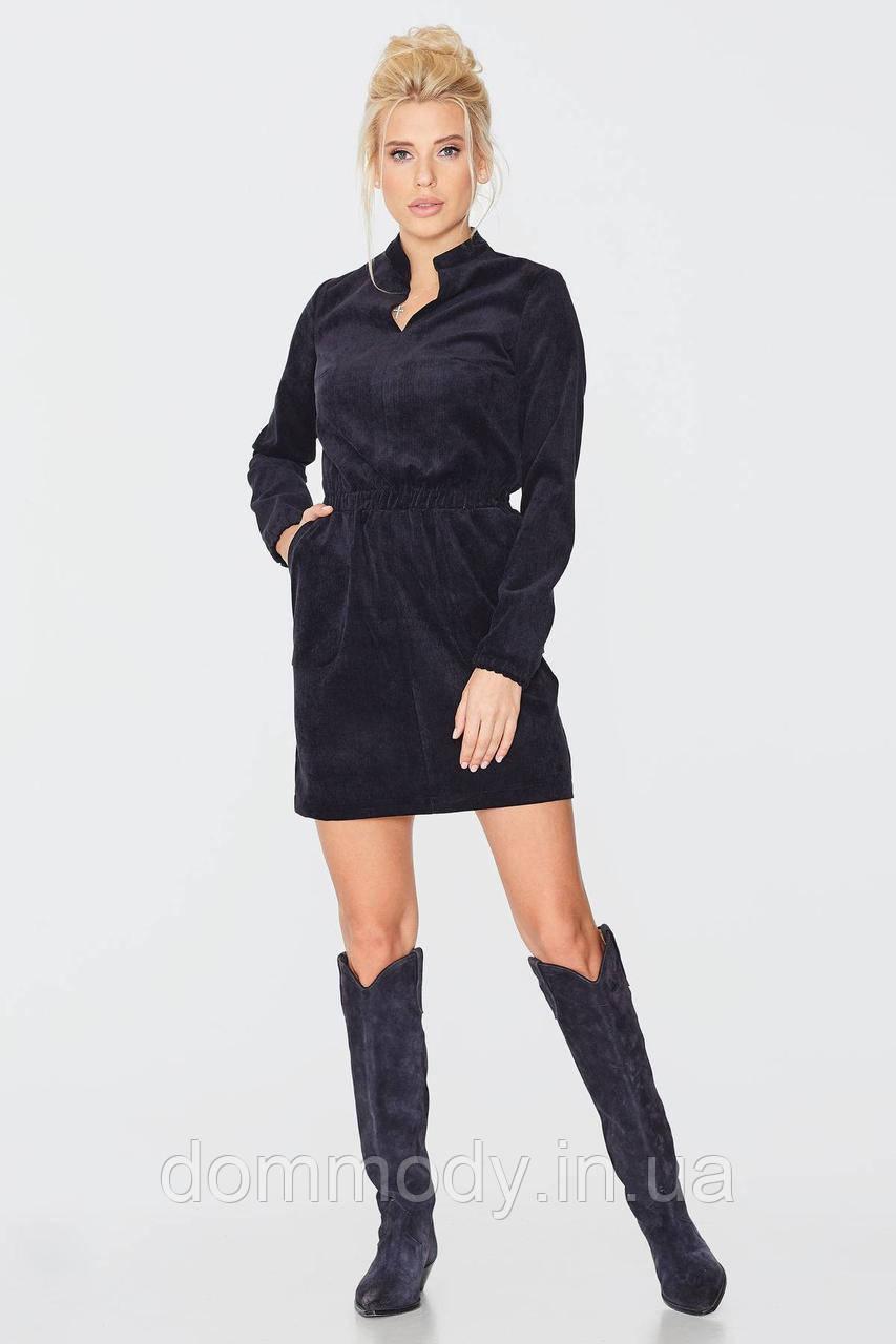 Платье женское черного цвета Panther