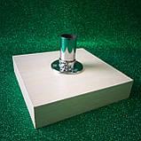 Подставка для светильников 15х15см/16 венге ДСП, фото 4