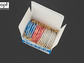 Мел портновский треугольный коробка 20 шт (10-015)