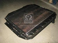 Радиатор водяного охлаждения ЗИЛ 130 3-х рядный медный (TEMPEST)