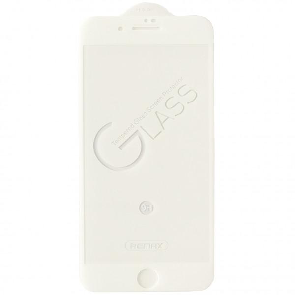 Защитное стекло Remax NEW 3D GL-27 for iPhone 7/8 Plus white