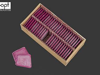 Мел-мыло исчезающий портновский раскроечный 50 шт коробка (10-018)