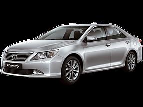 Накладки на пороги для Toyota (Тойота) Camry XV50 2011-2017