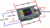 Модуль DPS5005 0-50V 0-5A 250Вт Лабораторный блок питания с USB + BT, фото 3