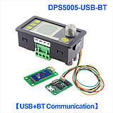 Модуль DPS5005 0-50V 0-5A 250Вт Лабораторный блок питания с USB + BT, фото 2