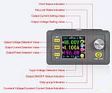 Модуль DPS5005 0-50V 0-5A 250Вт Лабораторный блок питания с USB + BT, фото 4