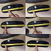 Черные Унты Угги ботинки высокие каракуль с мехом наверху зимние на платформе, фото 6