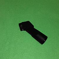 """Насадка с щёткой """"щелевик +90х"""" для трубы пылесоса (L=125; d32)"""