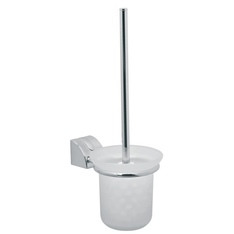 Туалетный ершик Ferro Cascata E14 хром