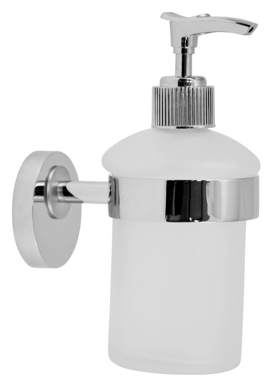 Дозатор для мыла Ferro Torrente M04 хром