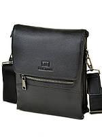 Мужская кожаная сумка-планшет Bretton опт/розница