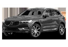 Накладки на пороги для Volvo (Вольво) XC60 II (SPA) 2017+