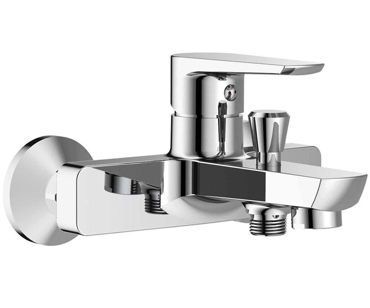 Смеситель для ванны Imprese Breclav 10245 хром