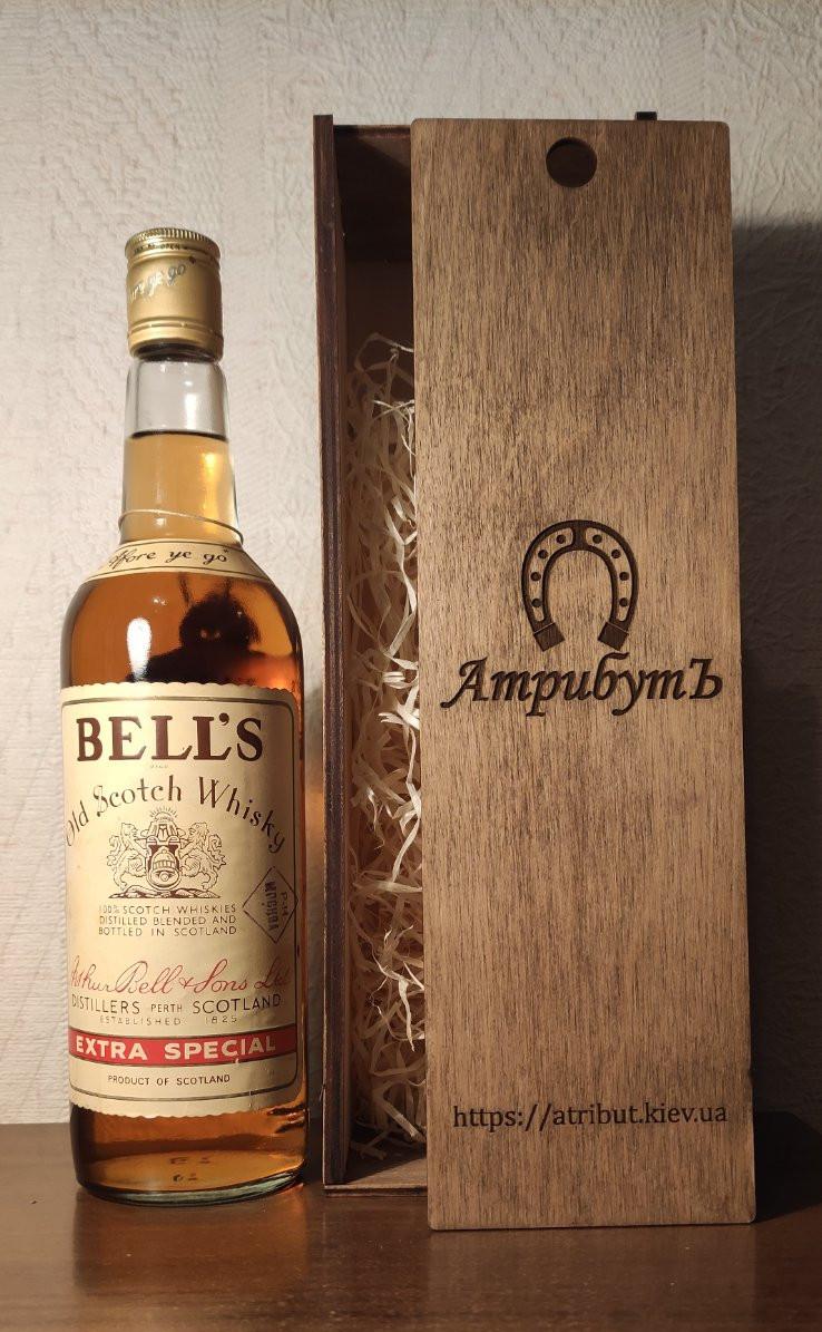 Виски 1987 года Bells Extra Special Шотландия