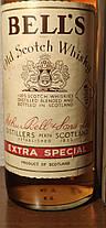 Виски 1987 года Bells Extra Special Шотландия, фото 3