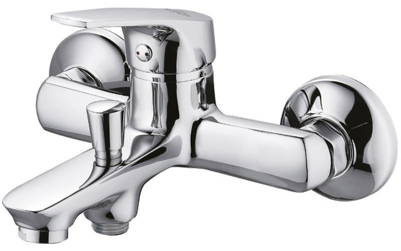 Смеситель для ванны Invena Gracja BW-20-001 хром