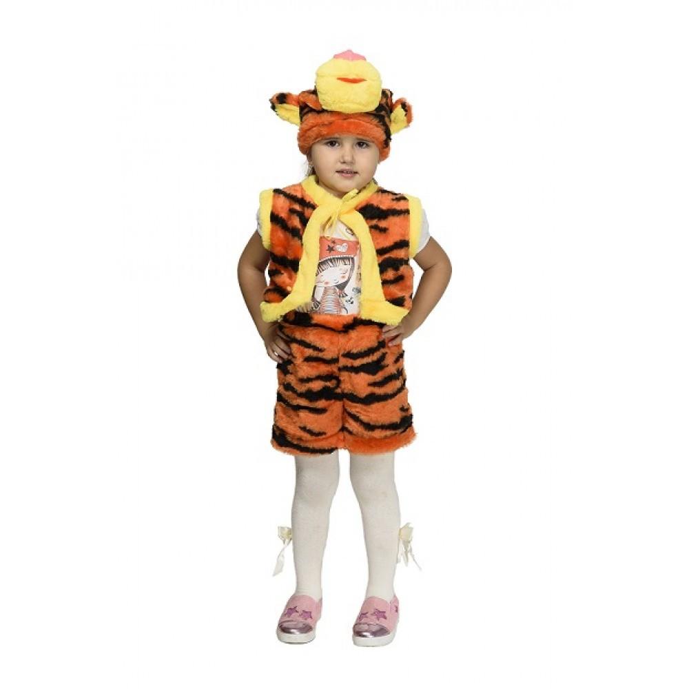 Детский карнавальный костюм Тигра для малыша