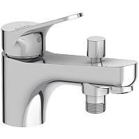 Смеситель для ванны врезной на одно отверстие Jacob Delafon BRIVE E75769-CP