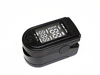 Пульсометр на палець RIAS LK87 Pulse Oximeter Black (4_00464)