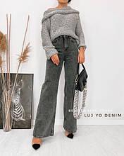 Джиновые брюки и лосины
