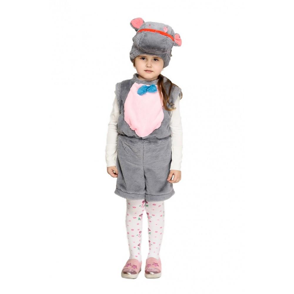 Карнавальный костюм Бегемотика для мальчика/девочки
