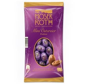 Конфеты шоколадные Moser Roth Mini Ostereier Praline 150 г Германия