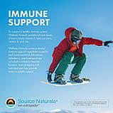 Source Naturals, Wellness Formula, Daily Immune Support, 240 Capsules ежедневная иммунная поддержка, фото 4