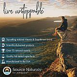 Source Naturals, Wellness Formula, Daily Immune Support, 240 Capsules ежедневная иммунная поддержка, фото 6