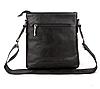 Мужская сумка через плечо из натуральной кожи, фото 2