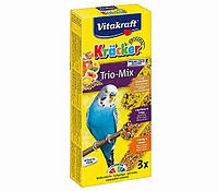 Крекер для хвилястих папуг Vitakraft, мед + яйце + фрукти, 3 шт