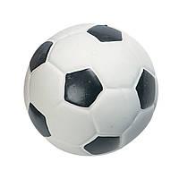 М'яч футбольний Karlie-Flamingo Dog Toy Football, іграшка для собак, гума, 9 см