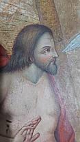 Икона святая Троица 19 век, фото 3