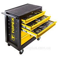 Профессиональный набор инструментов TOPEX 79R502 455шт