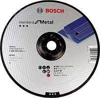 Круг зачистной Bosch Standard for Metal 230×6 мм (2608603184)