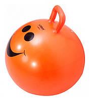 Фитбол детский LiveUp Hopping Ball с ручкой - 45 см. + насос