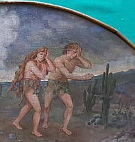 Ікона Зняття з Ісуса до хреста 19 століття, фото 3