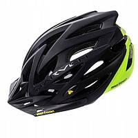 Велошлем защитный Meteor Marven (original) кросс-кантрийный с регулировкой, шлем велосипедный L
