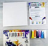 Набор для творчества Fluid Art, Danko Toys (FA-01-01), фото 2