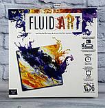 Набор для творчества Fluid Art, Danko Toys (FA-01-01), фото 3
