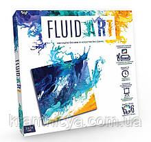 Набор для творчества Fluid Art, Danko Toys (FA-01-02)