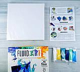 Набор для творчества Fluid Art, Danko Toys (FA-01-02), фото 2