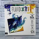 Набор для творчества Fluid Art, Danko Toys (FA-01-02), фото 3