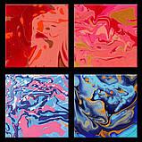 Набор для творчества Fluid Art, Danko Toys (FA-01-02), фото 9