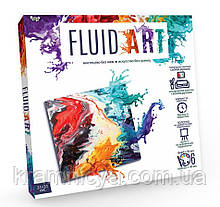 Набор для творчества Fluid Art, Danko Toys (FA-01-03)