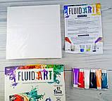 Набор для творчества Fluid Art, Danko Toys (FA-01-03), фото 2