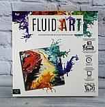 Набор для творчества Fluid Art, Danko Toys (FA-01-03), фото 3